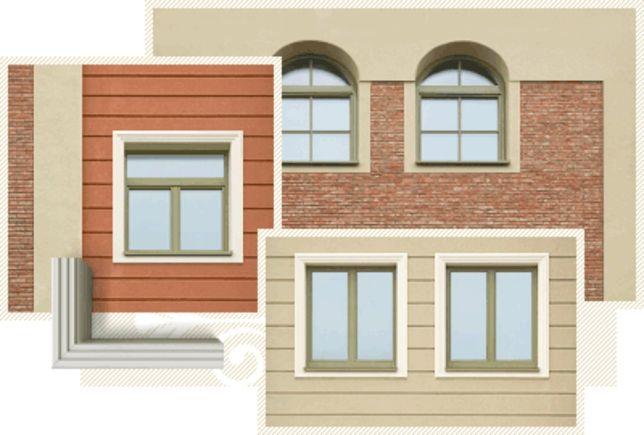Profile din polistiren pentru usi si ferestre - ANCADRAMENTE usi - fer