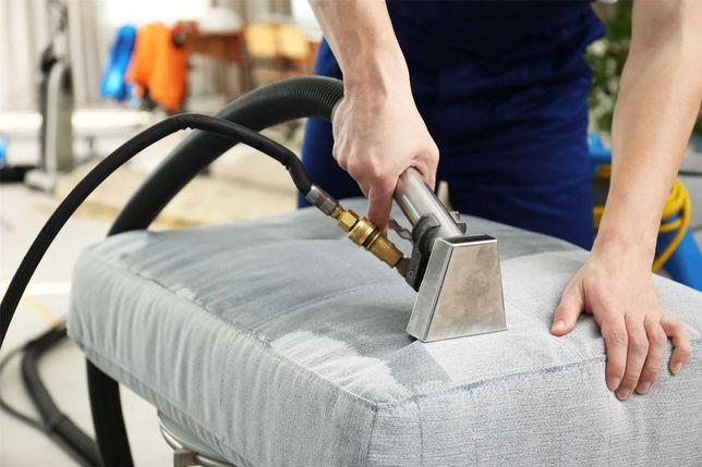 Химчистка мебели, специалиста с немецким оборудованием Karcher диванов