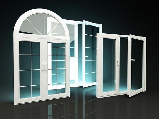 Пластиковые окна, двери, балконы, лоджии, тамбуры, витражи