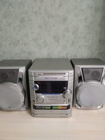 Музыкальный центр-караоке