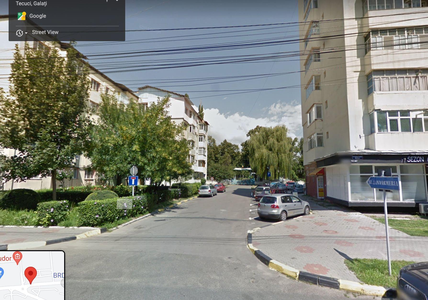 Apartament 4 camere 65m zona Gheorghe Petrascu Tecuci
