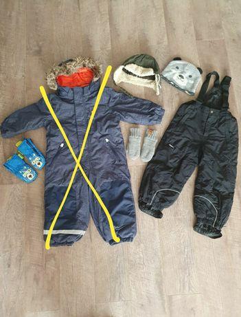 Salopeta / combinezon iarna ski H&M marimea 98 (3 ani), Icepeak
