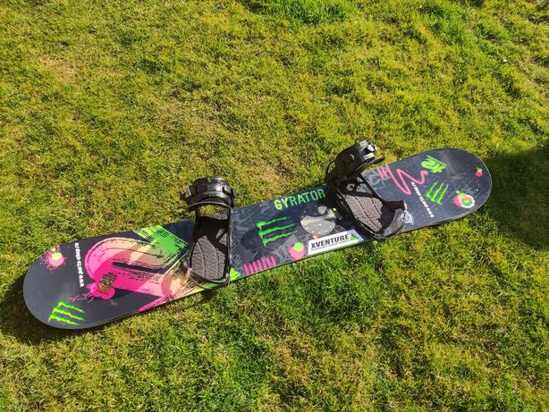 Placa snowboard K2 Gyrator 160cm + legaturi K2 National
