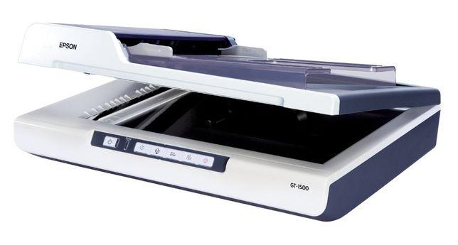 Продам сканер EPSON GT-1500 USB A4