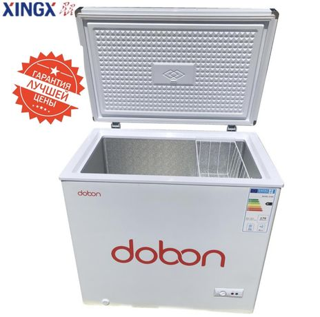 Морозильная камера Dobon 275л!!Гаратия самой низкой цены!!!