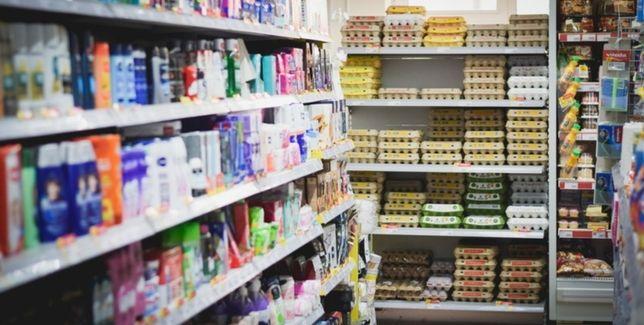 Продуктовый магазин по Бараева