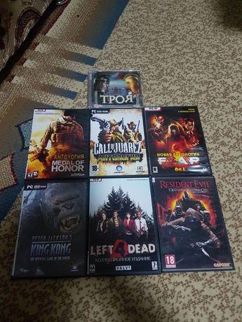 Игры на Компьютер