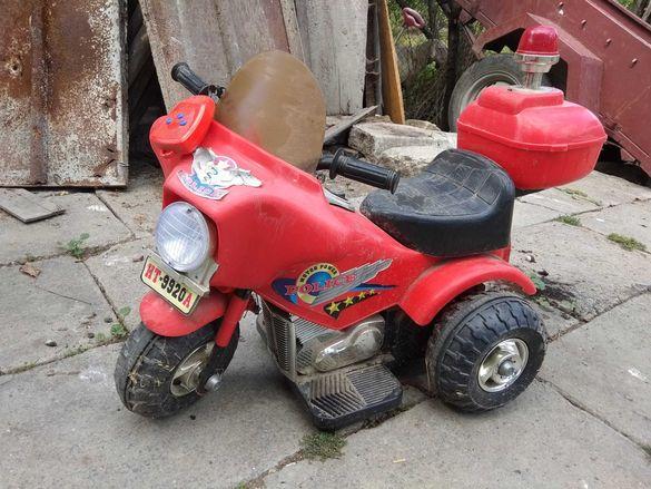 Детско моторче