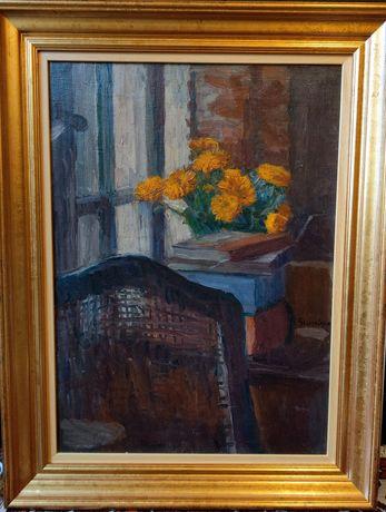 Tablou, pictura autentica George Marculescu