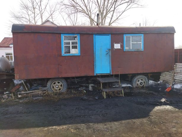 Продается Жилой вагончик