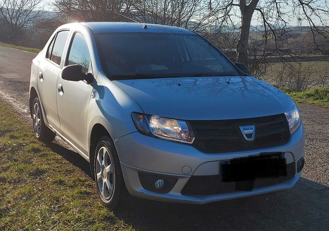 Dacia Logan II 2016