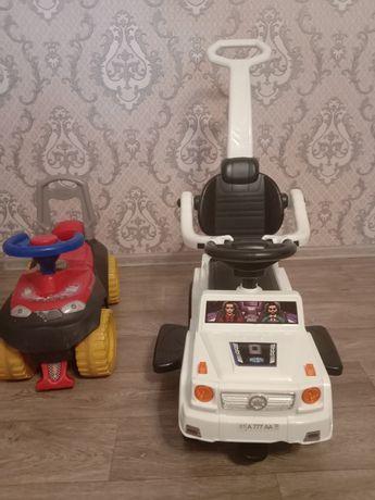 Продам детские машинки