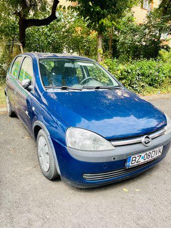 Opel Corsa 2003 hitramata