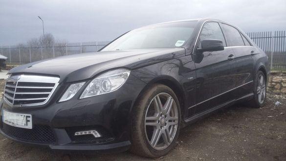 Mercedes Е класа W212 / Мерцедес Е250 OM651