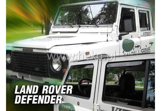 Paravanturi Originale Heko Land Rover Defender, Discovery, Freelander
