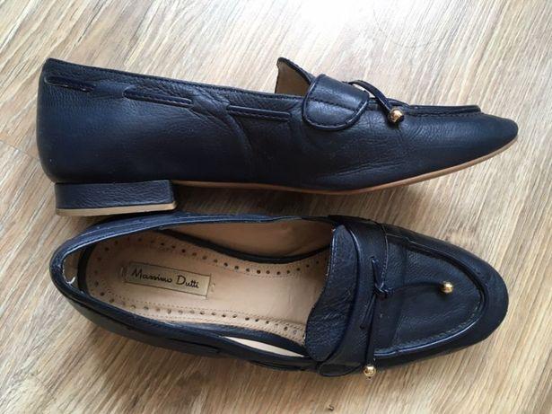 Туфли лоферы Massimo dutti