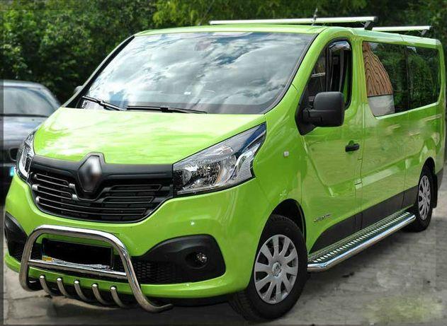 Bullbar Opel Vivaro 2015-