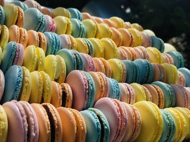 Macarons homemade