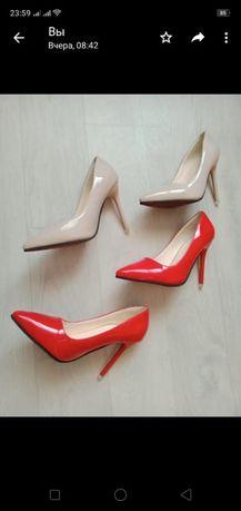 Туфли лодочки 34 размер