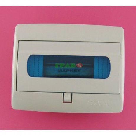 Електрическо табло за вграждане - 10 гнезда за предпазители