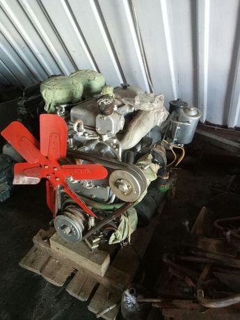 Двигатель ЯАЗ-204 НОВЫЙ