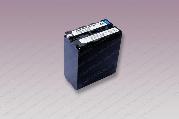 ANIMABG Батерия модел NP-F990 за видеокамери на Sony