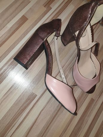 Sandale piele marime 37