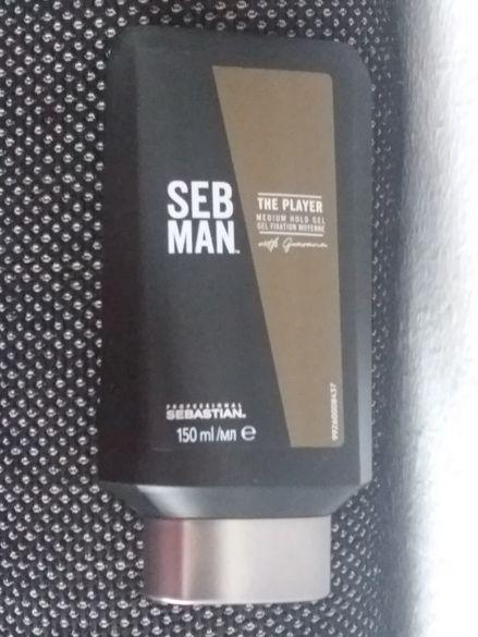 Гел Seb Man средна фиксация