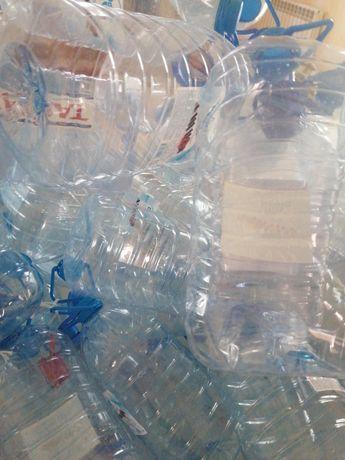 Баклажка баклашка пластиковые бутылки