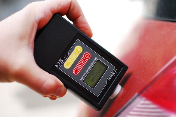Дебеломер за лак GL-1 за измерване дебелина на боя на автомобил