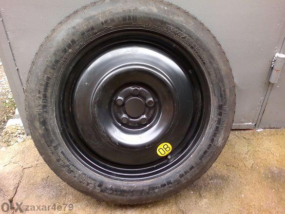 резервна гума патерица за subaru outback forester 16, 17 18 цола 5x100