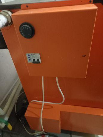 Автоматическая прочистка колосника котлов Магнум