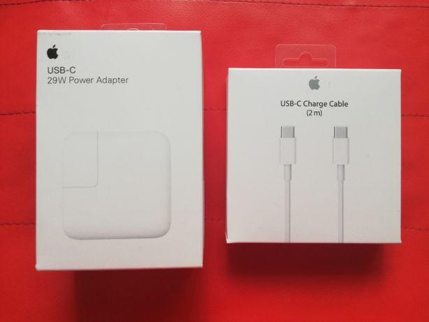Incarcator priza Fast Charer ORIGINAL + Cablu Apple USB-C 29W iPad Pro