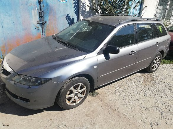 Мазда 6 на части /Mazda 6 facelift 143кс