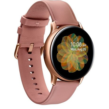 Часы Galaxy Watch Active 2 Stainless 40mm, Gold