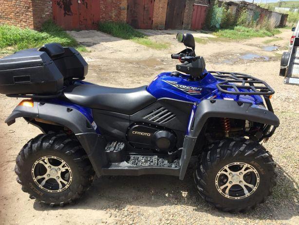 Квадроцикл CF moto x6 625