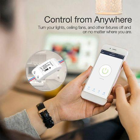 Смарт Wi-Fi реле / Smart Life Оn/Оff LED прекъсвач