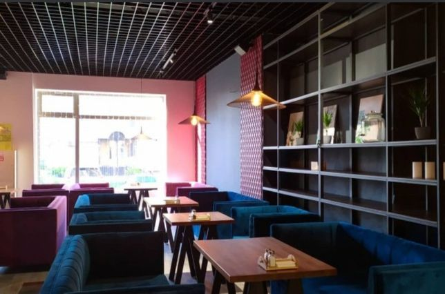 Кафе лаунж бар по Бараева