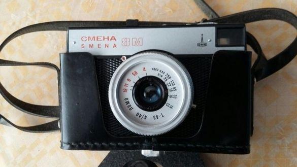 Фотоапарат Смена 8М
