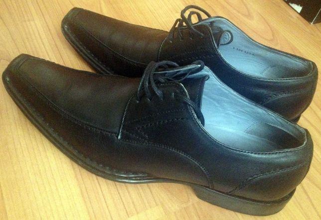 Pantofi barbati Borelli marime 42 piele