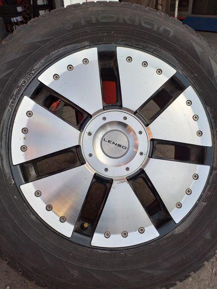 Джанти без гуми 4 x 114.3 R17