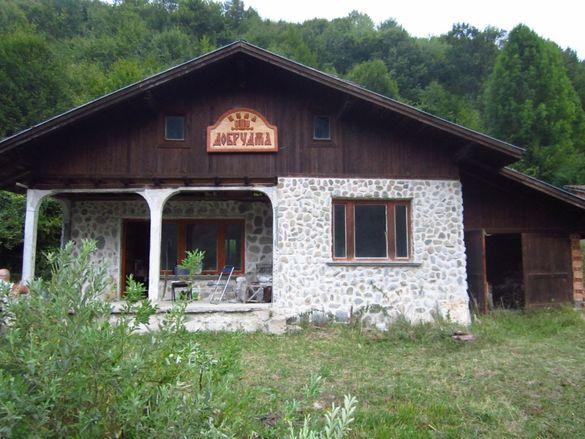 Вила в село Рибарица, с дворно място, на спокойна локация