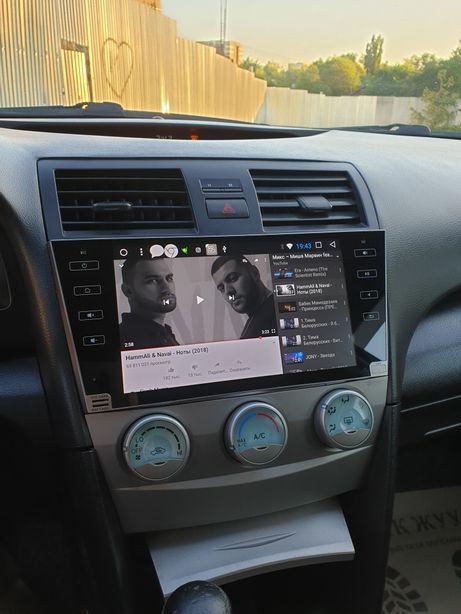 Автомагнитола Андроид Toyota Camry 40/45 DSK/RedPower Autoline КРГ
