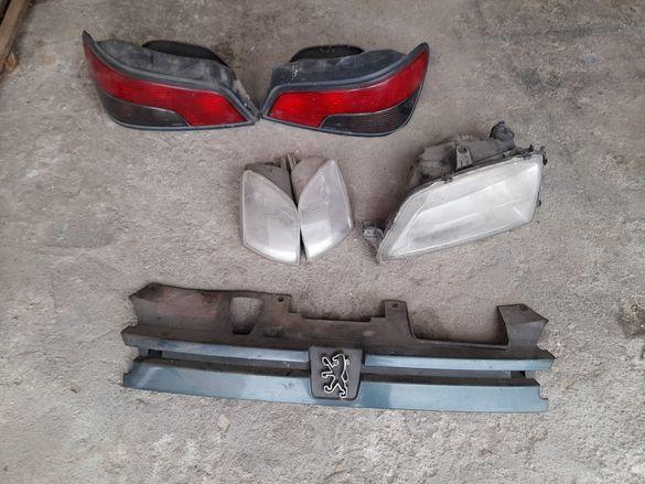 Части Peugeot 206