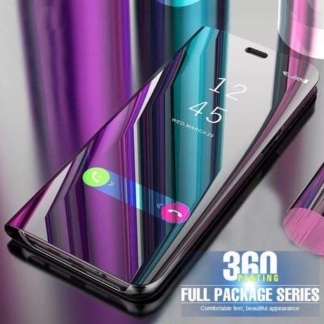 Огледален Калъф Тип Тефтер за Samsung Galaxy S10 / S10+ S10e Смарт