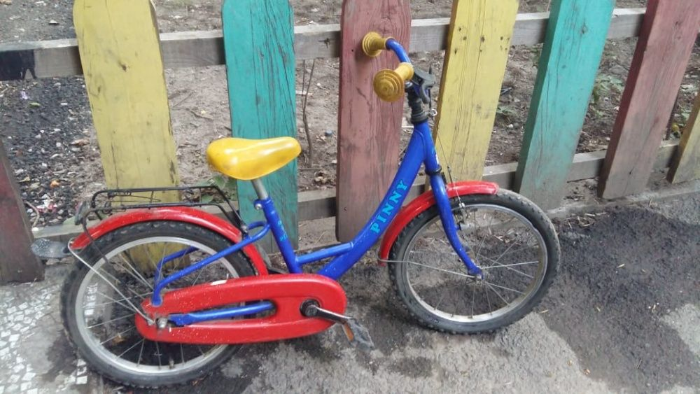 Детский велосипед Pinny Алматы - изображение 1