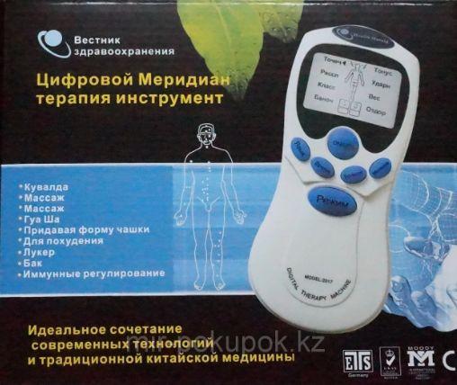 """Электронный импульсный массажер """"Цифровой меридиан"""""""