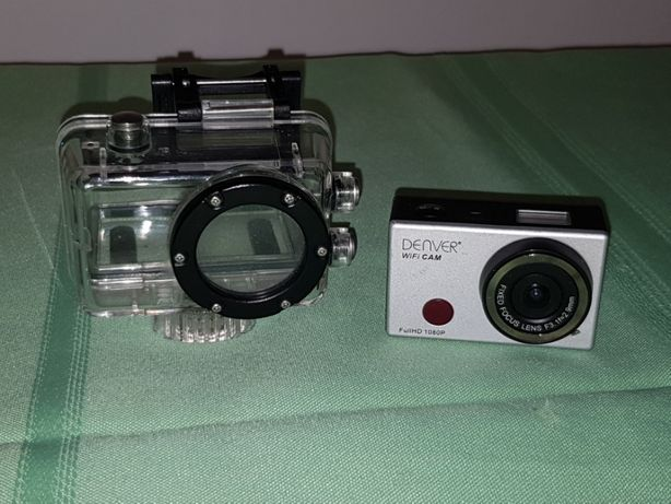Denver AC-5000W MK2 Action Camera, 1080p FullHD, WIFI, Waterproof