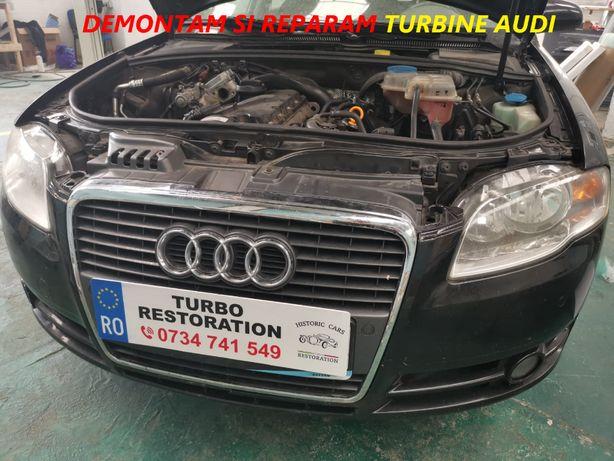 Reparatii si reconditionari Turbine , Turbo ,turbocompresor