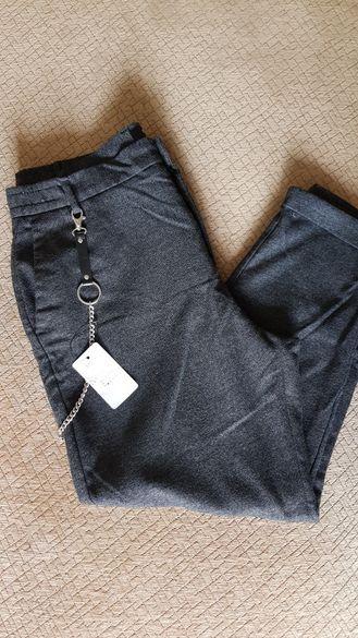 Спортно елегантен мъжки панталон на Bershka/Бершка, EUR 42